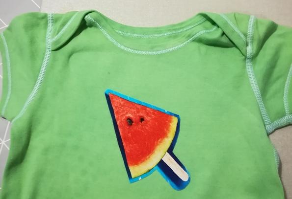 Melon applique